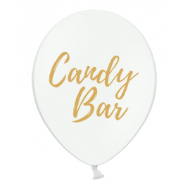 Globos Candy Bar