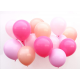 Pack globos pink party